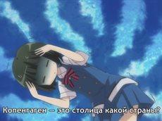 Золотая мозаика ТВ-2 / Hello!! Kin`iro Mosaic 2 (12/12) [RUS/SUB]