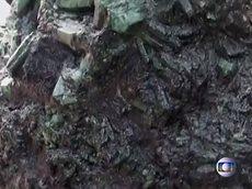 В Бразилии обнаружили гигантский изумруд весом 360 кг.