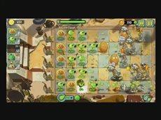 Растения против Зомби 2 играть онлайн видео 3 серия прохождения уровень 3-5.mp4