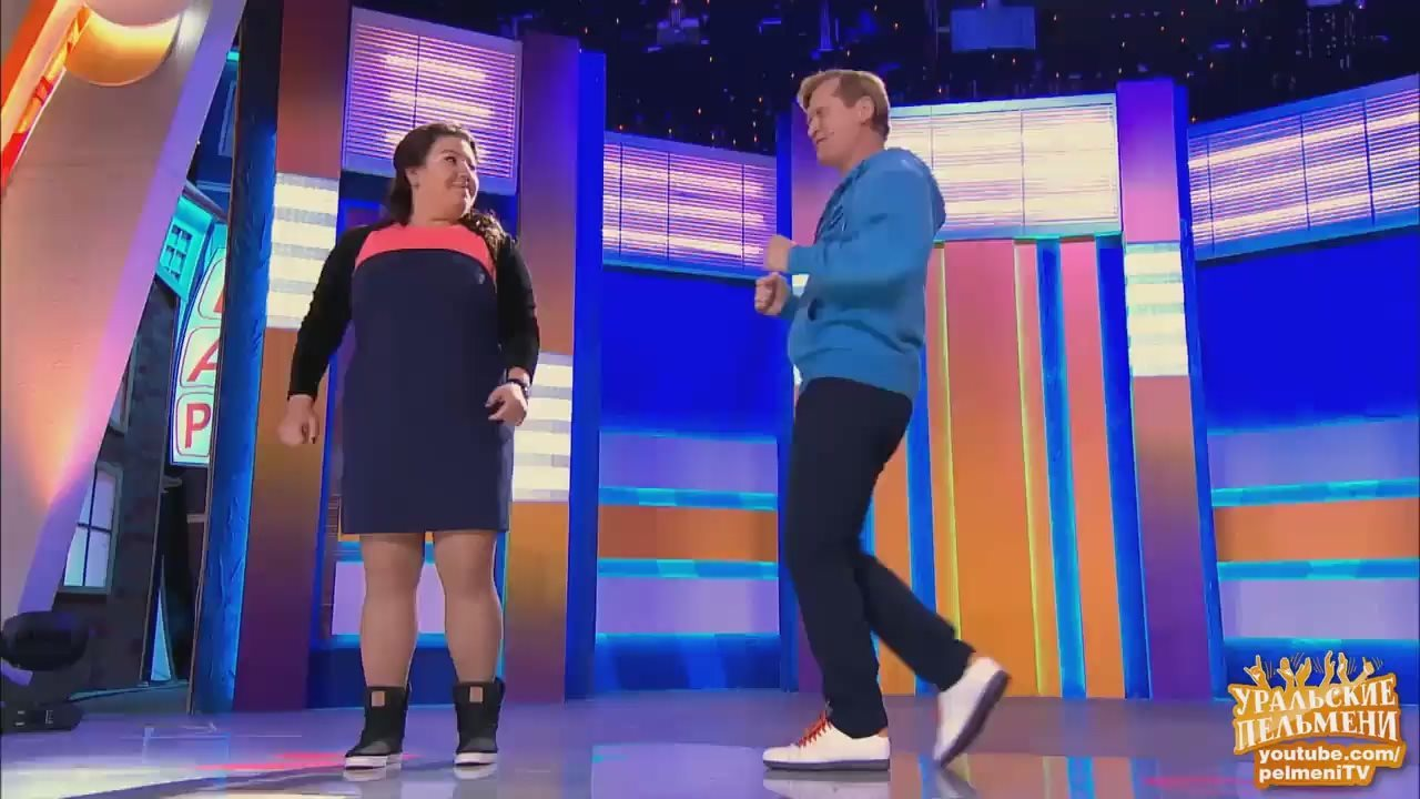 Интерактив «Рита, танцуй!» - Музыка нас слизала!