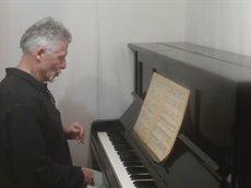 Gerhardo spielt und singt Wagner - holder Abendstern
