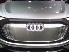 Audi рассекретила в Шанхае концепт e-tron Sportback.