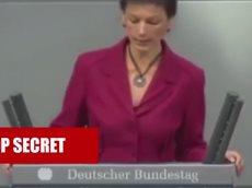 У Меркель ПЕРЕС0ХЛ0 в горле от УСЛЫШАННОГО в ЕЕ AДРЕС!