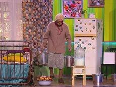 В гостях у бабушки - Королевство кривых кулис.