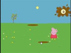 Свинка Пеппа прыгает по лужам новые серии бесплатные игры на русском языке. mp4