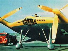 Самые странные и необычные самолеты.