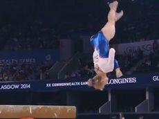 Спорт. Гимнастика