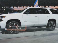 Обновленный сарай из Техаса. Chevrolet Tahoe 2018.