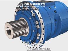 Гидронасос Poclain hydraulics ms50